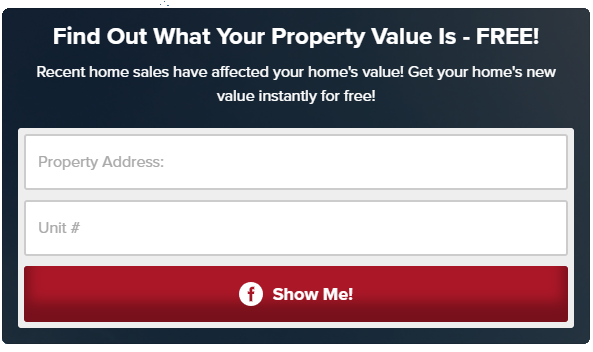 Find Out What Your Property Value Is - FREE!