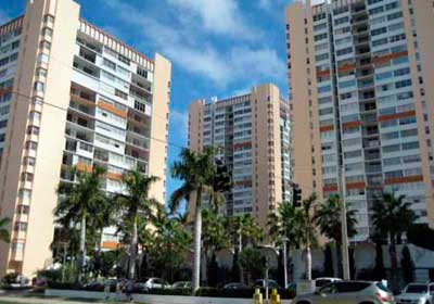 La Mer Hallandale Condominiums for Sale and Rent